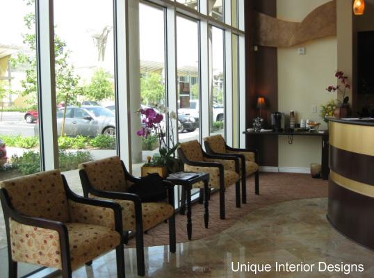 Dental Office Design Reception Area