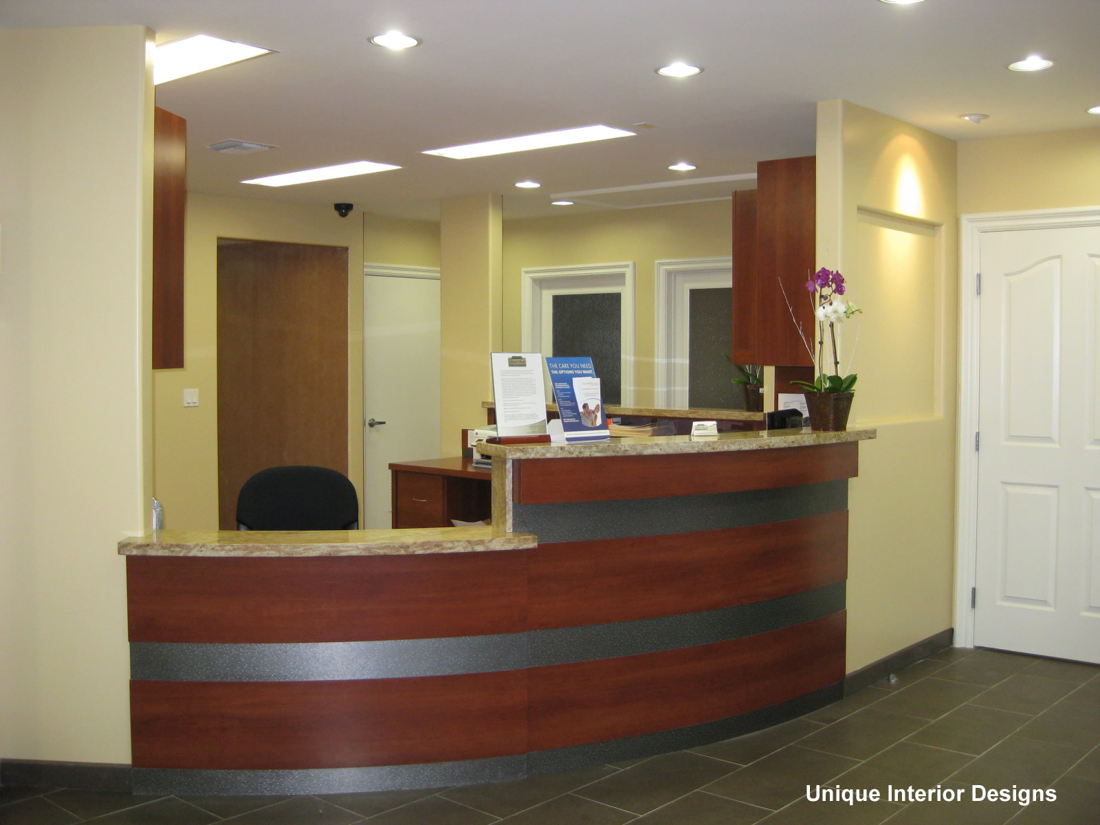 Latest Flooring Designs dental office decorating – flooring choices | unique interior