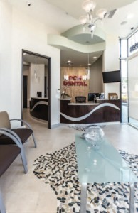 unique interior designs dental office design